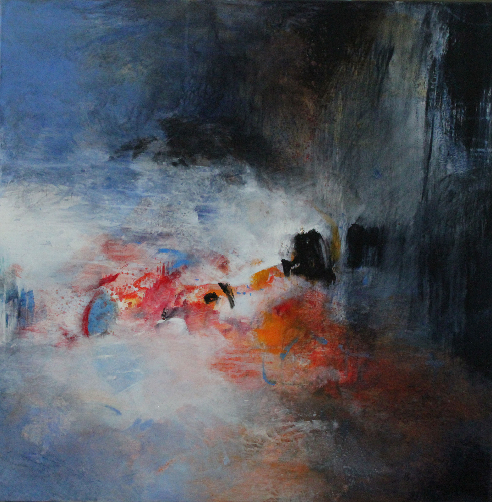 Galerie d 39 art contemporain anne pourny for Biographie artiste peintre