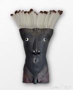 Jean FONTAINE - Corps de Nez - Céramique hauteur 95 cm - Vendu