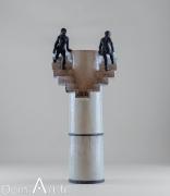 Do Nogues -La Tour Infernale - hauteur 51 cm