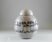 Do Nogues - Pot Pingouins - hauteur 28 cm