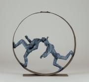 Do Nogues - Dans la roue - hauteur 42 cm
