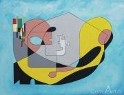 Jean-Luc FEUGEAS - charlotte - 89 x 116 cm