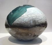 Pascal Lemoine - Vase - hauteur  22 cm