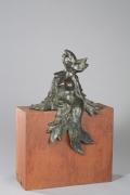 Gilles Hoang - Naissance Des Poissons Volants - 45 x 30 x 16  cm