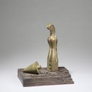 Gilles Hoang - La Récolte - 32 x 30 x 20 cm