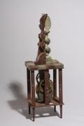 Gilles Hoang - Eux Deux - 45 x 14 x 11 cm - vendue