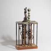 Gilles Hoang - Rencontre - 57 x 27 x 15 cm - vendu