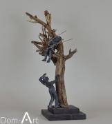 Dominique Nogues - hauteur 48 cm - vendu